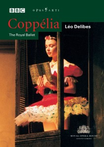 Delibes: Coppélia, A ballet in three acts DVD - OA0824D