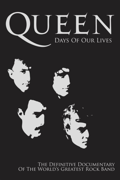 Queen - Days Of Our Lives DVD - UMFDVD 311