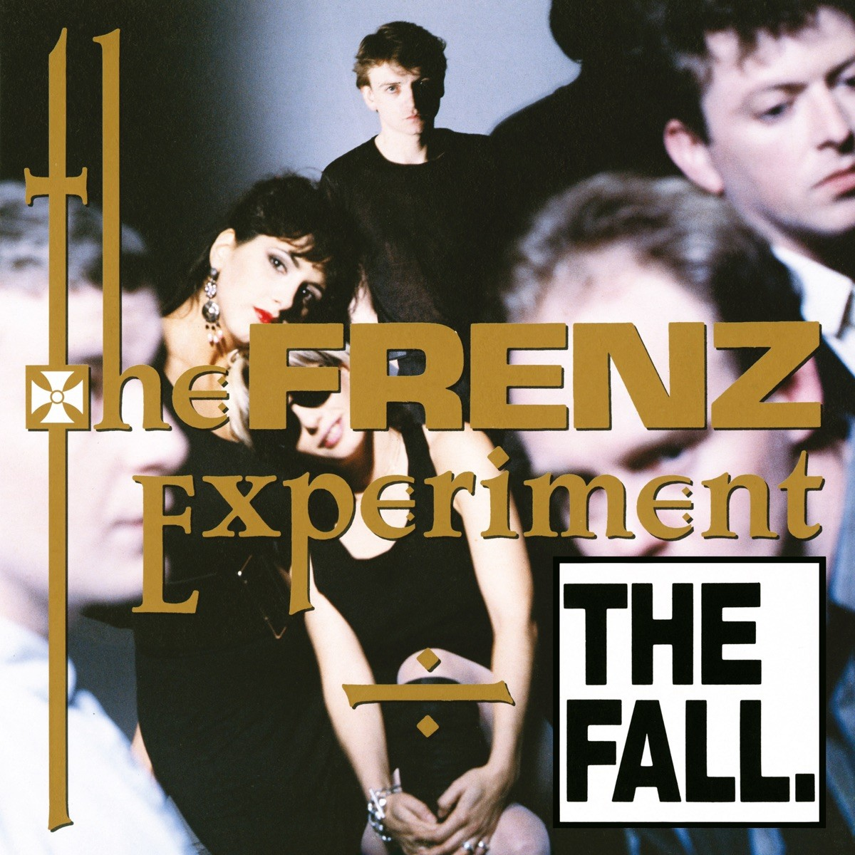 The Fall - The Frenz Experiment (Expanded Edition) VINYL - BBQ2171LP