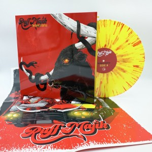 Ruff Majik - The Devil's Cattle (Yellow & Red Splatter Vinyl) VINYL - DOGLP002