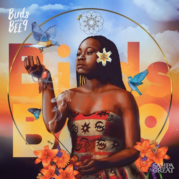 Sampa The Great - Birds and the BEE9 VINYL - BD287C
