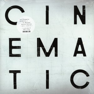 The Cinematic Orchestra - To Believe (Deluxe Edition) VINYL - ZEN226X