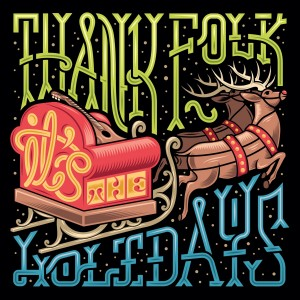 Thank Folk It's the Holidays CD - STFDCD003