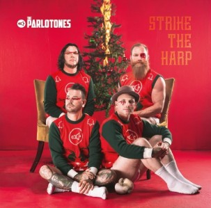 The Parlotones - Strike The Harp (Christimas Album) CD - SLCD 1859