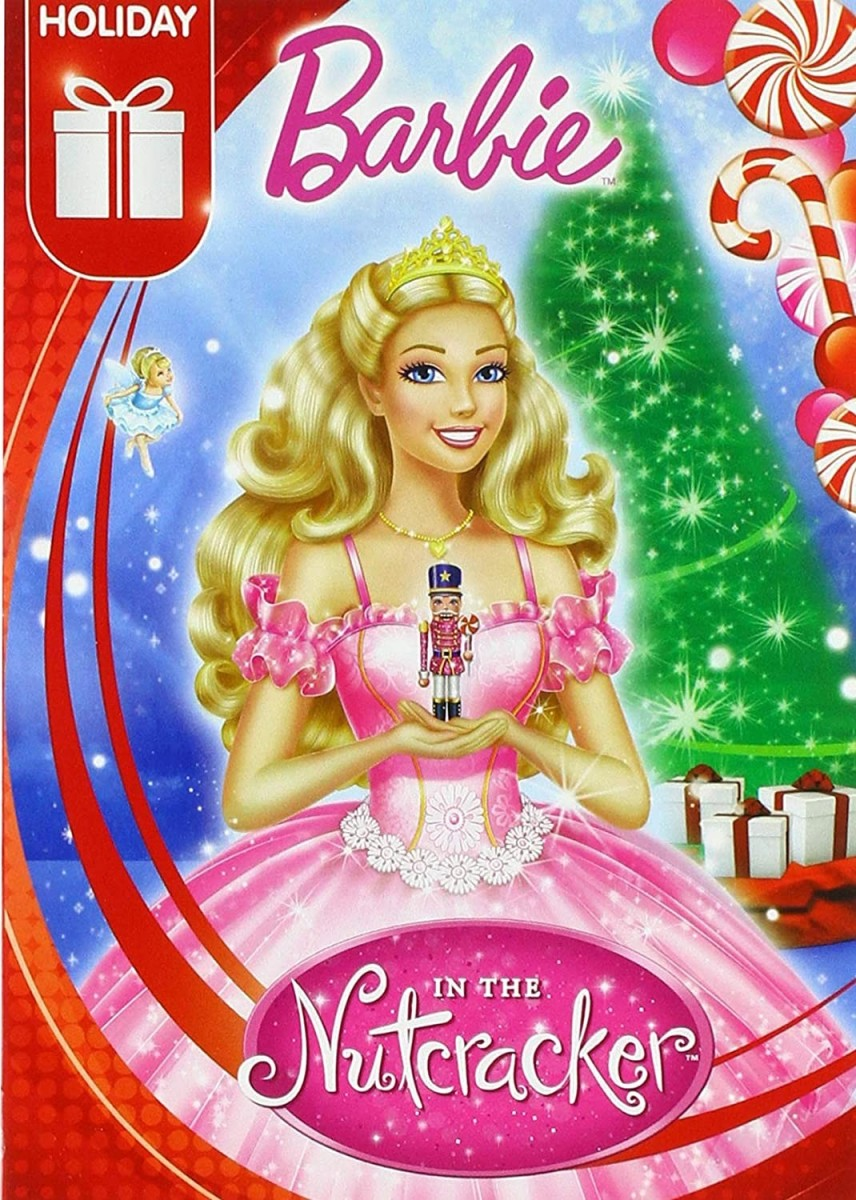 Barbie in the Nutcracker DVD - 35511 DVDU