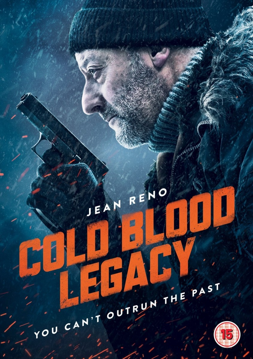 Cold Blood Legacy DVD - 646763 DVDU