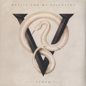 Bullet For My Valentine - Venom (Deluxe Edition) VINYL - 88875117241
