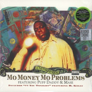 The Notorious B.I.G. - Mo Money, Mo Problems VINYL - 8122794738