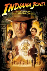 Indiana Jones and the Kingdom of the Crystal Skull DVD - 10209426