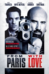 From Paris with Love DVD - 03548 DVDI