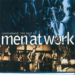 Men At Work - Best Of: Contraband CD - 4840112
