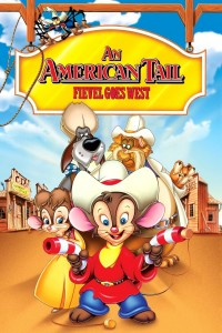 An American Tail 2: Fievel Goes West DVD - 25038 DVDU