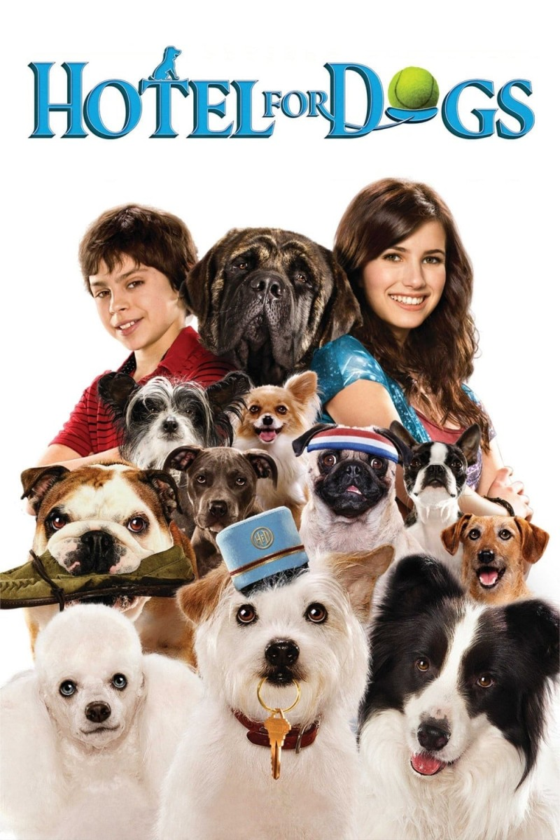 Hotel for Dogs DVD - 113762 DVDP
