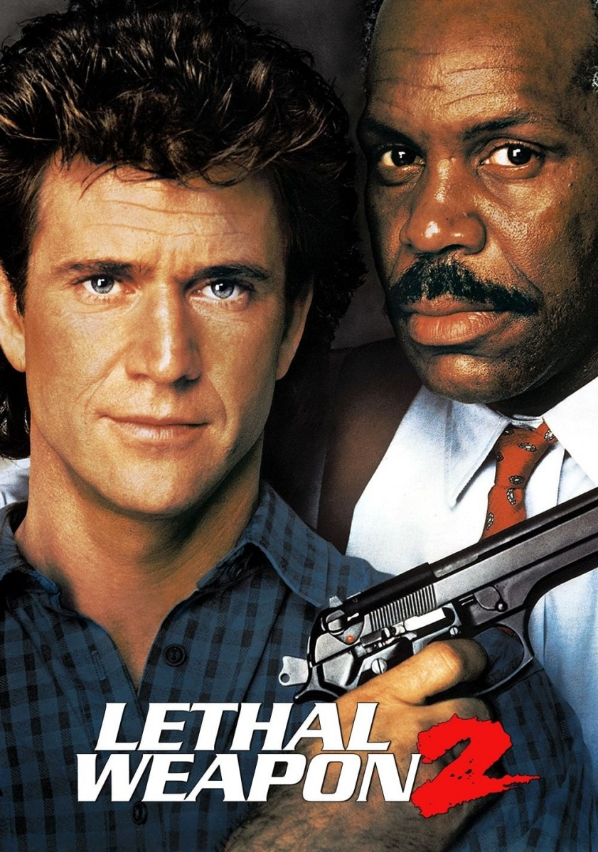 Lethal Weapon 2 DVD - 16290 DVDW