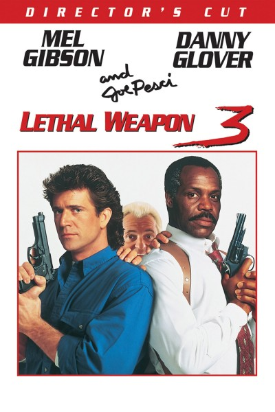 Lethal Weapon 3 DVD - 16291 DVDW