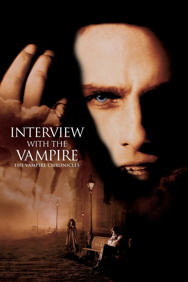 Interview with the Vampire DVD - 18313 DVDW