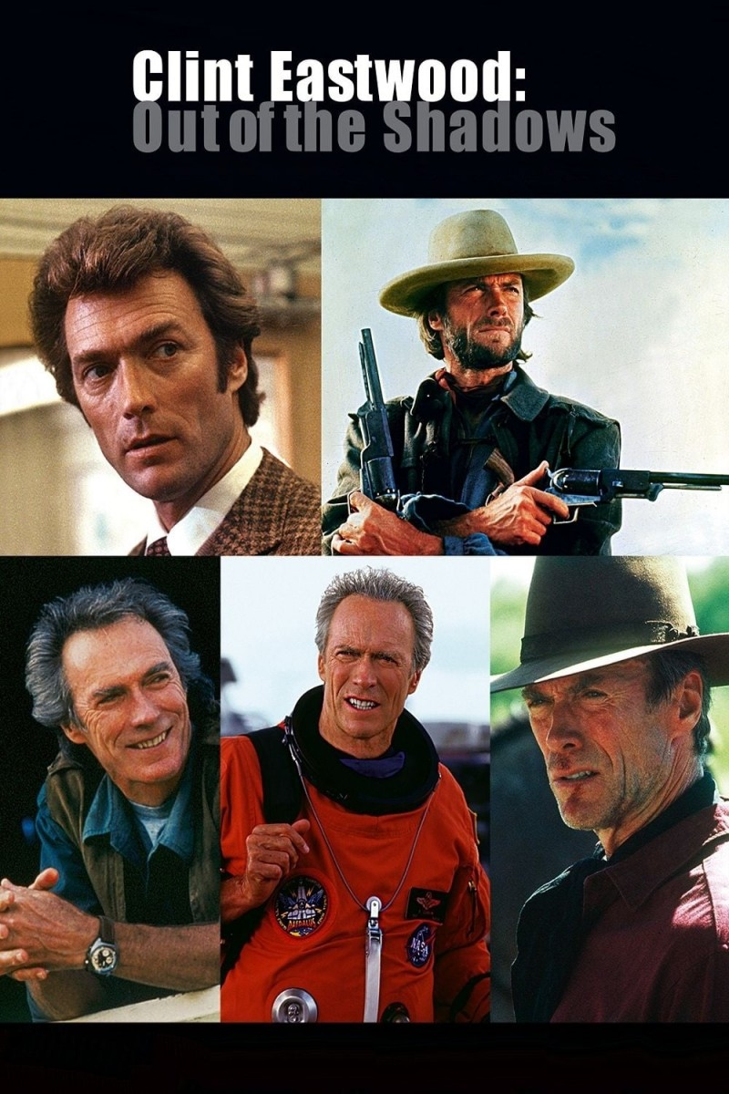 Clint Eastwood: Out of the Shadows DVD - 21514 DVDW