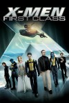 X-Men: First Class DVD - 50988 DVDF