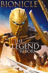 Bionicle: The Legend Reborn DVD - 52078 DVDU