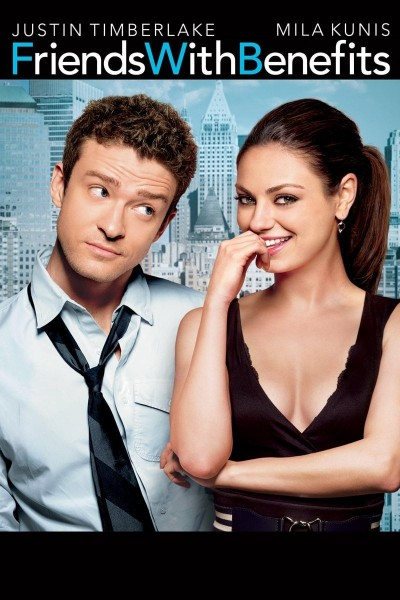 Friends with Benefits DVD - 10225610