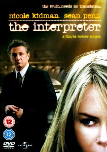 The Interpreter DVD - 10399 DVDU