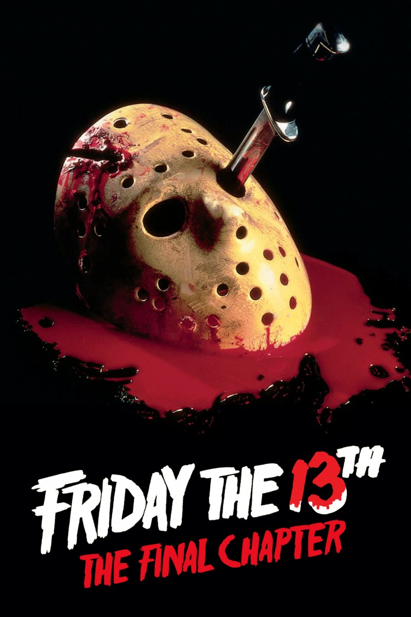 Friday the 13th Part 4: The Final Chapter DVD - EC101041 DVD