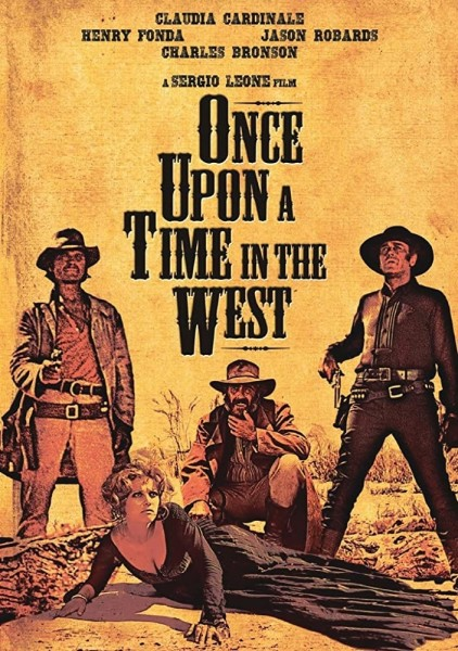 Once Upon a Time in the West DVD - EC101999 DVDP