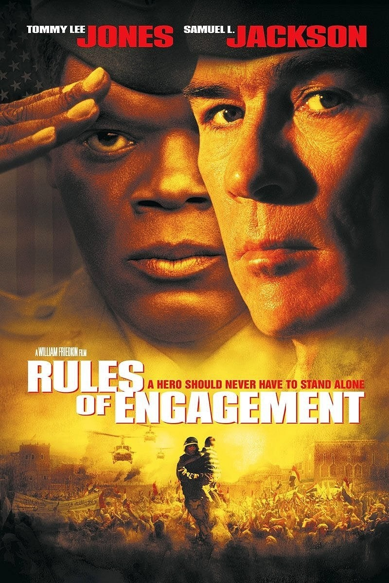 Rules of Engagement DVD - EC108099 DVDP