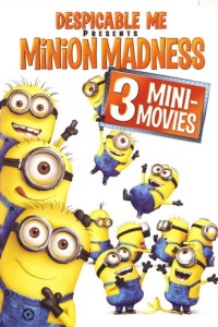 Despicable Me Presents: Minion Madness DVD - 64879 DVDU