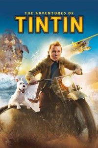 The Adventures of Tintin DVD - UK132479 DVDP