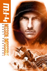 Mission: Impossible - Ghost Protocol DVD - EL119913 DVDP