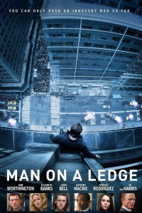 Man on a Ledge DVD - 03860 DVDI