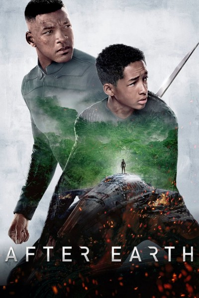 After Earth DVD - 10225574