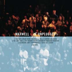 Maxwell - Mtv Unplugged CD - 4882922