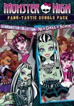 Monster High: Scaremester Collection & New Ghoul At School DVD - 100525 DVDU