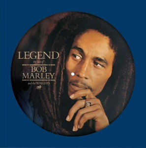 Bob Marley & The Wailers - Legend (Picture Disc) VINYL - 060075391148