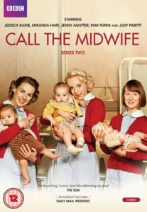 Call the Midwife: Series 2 DVD - LBBCDVD3731