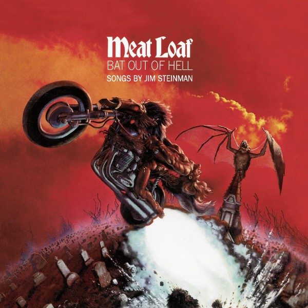 Meat Loaf - Bat Out Of Hell (Clear Vinyl) VINYL - 19439802121