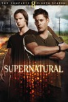Supernatural: Season 8 DVD - Y32693 DVDW