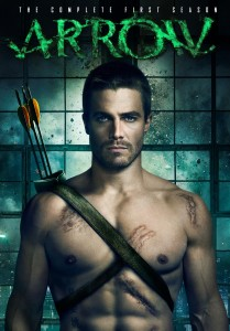 Arrow: Season 1 DVD - Y32642 DVDW