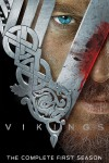 Vikings: Season 1 DVD - 57733 DVDF