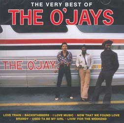 O'Jays - The Very Best Of The O'Jays CD - 4897502