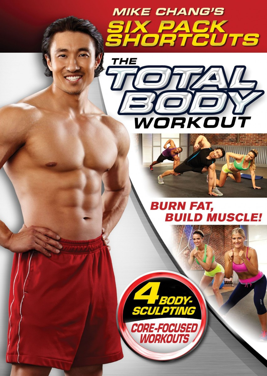 Mike Chang - Total Body Workout DVD - EFDVD050