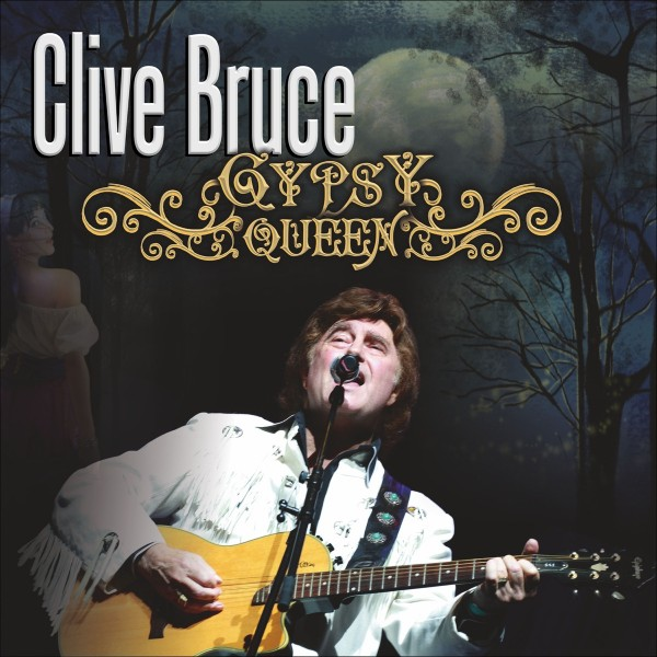 Clive Bruce - Gypsy Queen CD - CDCMD90778