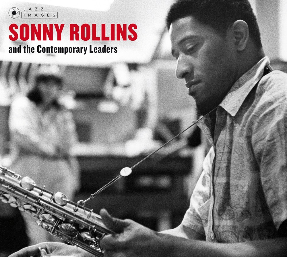 Sonny Rollins - And The Contemporary Leaders VINYL - 8436569191378