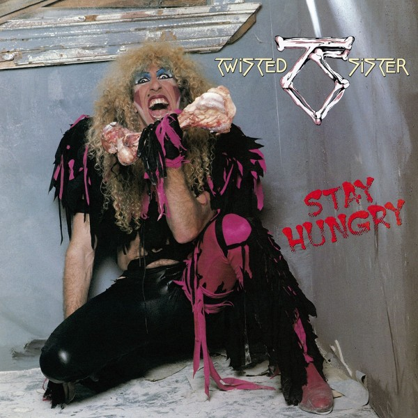 Twisted Sister - Stay Hungry VINYL - 8718469540662