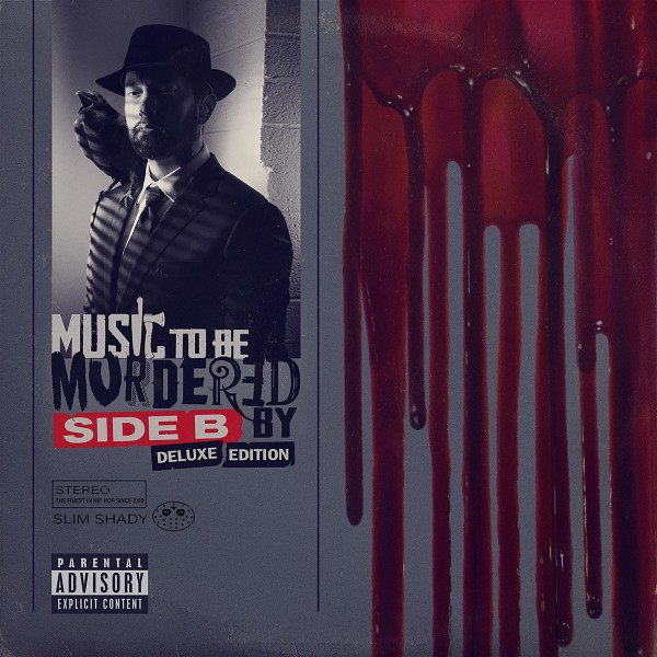 Eminem - Music To Be Murdered By - Side B (Deluxe Edition) CD - 0602435633169