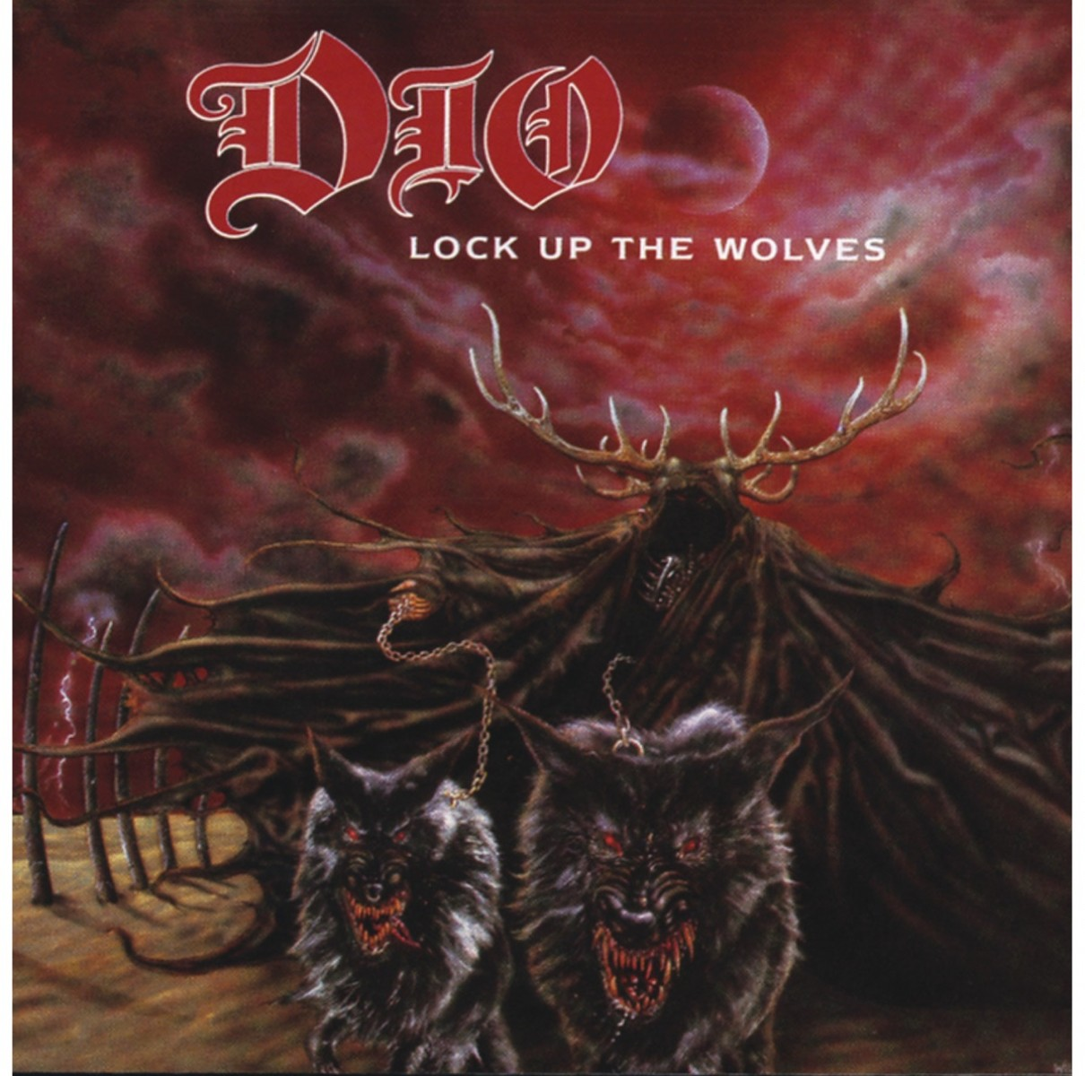 Dio - Lock Up The Wolves (2020 Remaster) VINYL - 060250736931