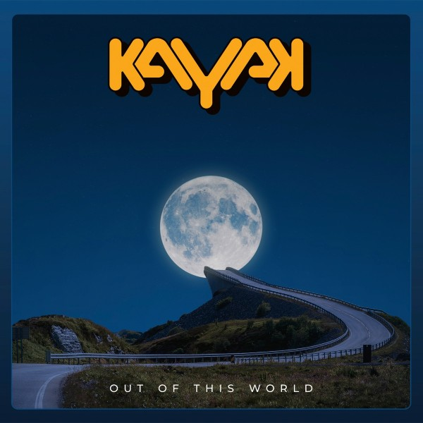 Kayak - Out Of This World VINYL+CD - 19439854101