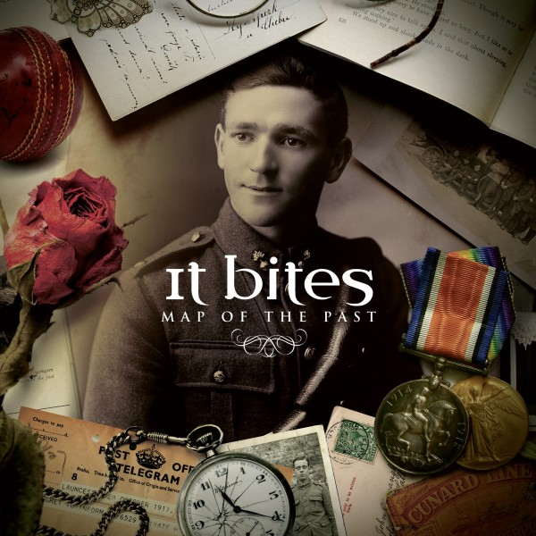 It Bites - Map Of The Past (2021 Re-Issue) VINYL+CD - 19439854401